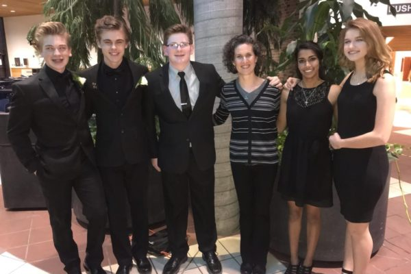 All State Chorus and Orchestra